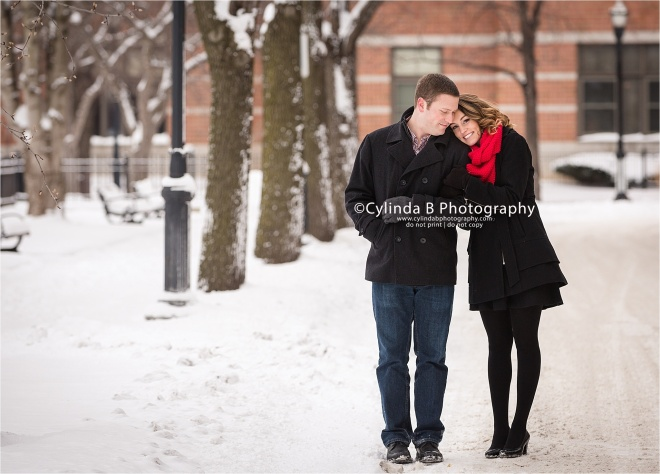 Syracuse Engagement, Franklin Square, chengerians tree land, Cylinda B Photography-5