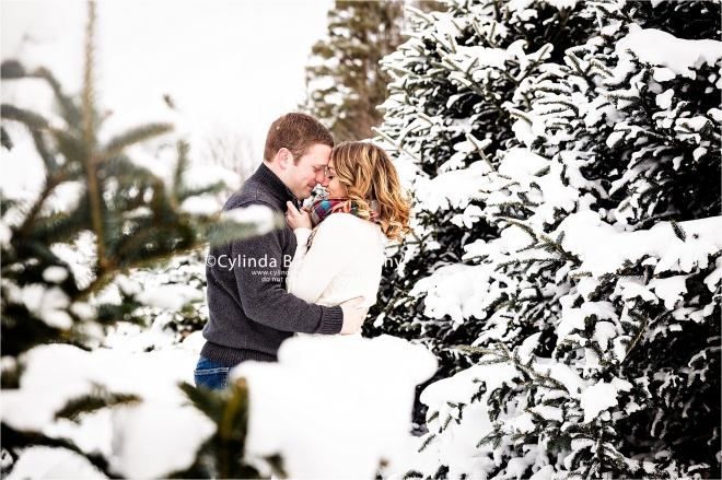 Syracuse Engagement, Franklin Square, chengerians tree land, Cylinda B Photography-8