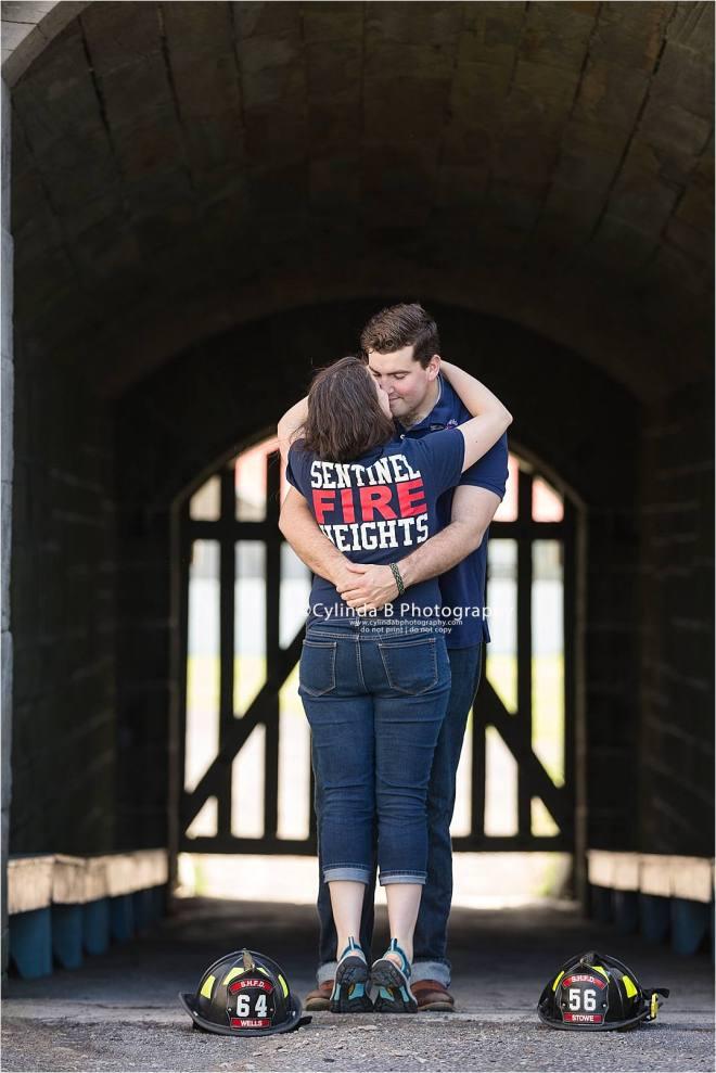 Fort Ontario Engagement, Syracuse wedding photography, Oswego, Cylinda B Photography-5