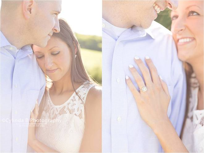 Syracuse Engagement, Cylinda B Photography, The Farm-3