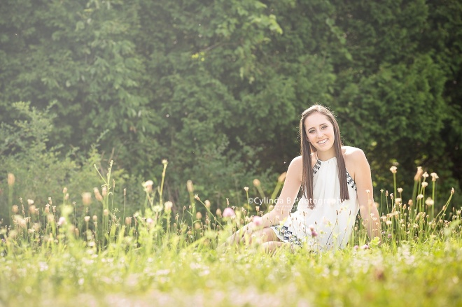 syracuse senior portraits, west genesee, Cylinda B Photography