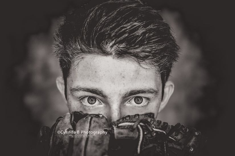 Baseball Senior Portraits | The Farm