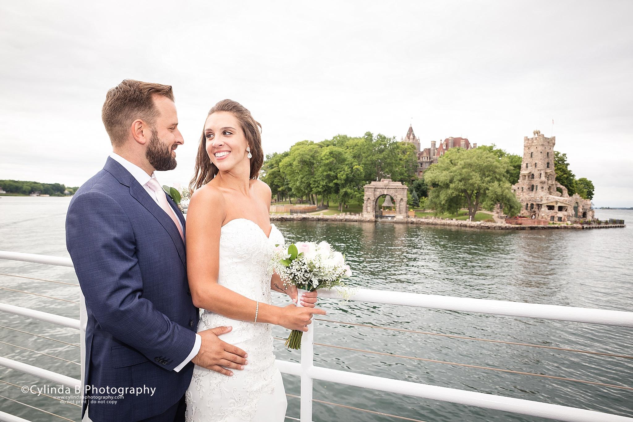 Boldt Castle Wedding, Alexandria Bay, Wedding, Photograper, Cylinda B Photography-36