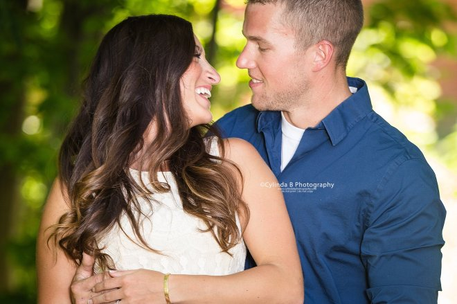 Syracuse Engagement, Beaver Lake, Cylinda B Photography, The Farm, Country Engagement-13