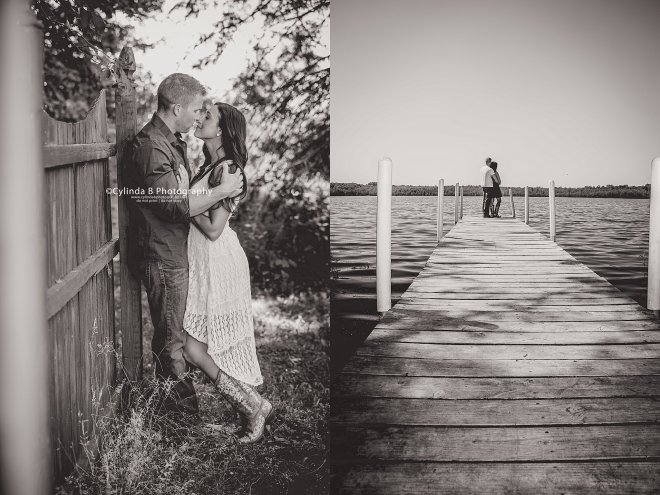 Syracuse Engagement, Beaver Lake, Cylinda B Photography, The Farm, Country Engagement-2