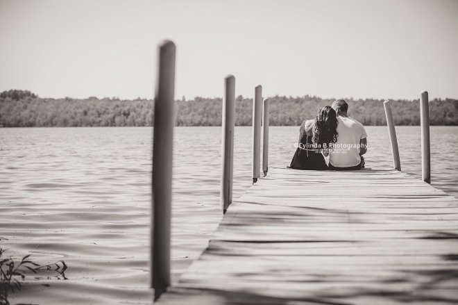 Syracuse Engagement, Beaver Lake, Cylinda B Photography, The Farm, Country Engagement-3