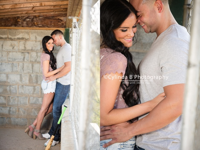 Baseball engagement, Syracuse Engagement, Cylinda B Photography