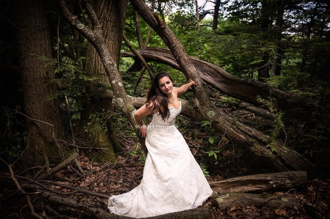 trash the dress, waterfall, carpenter falls, cylinda b photography-8