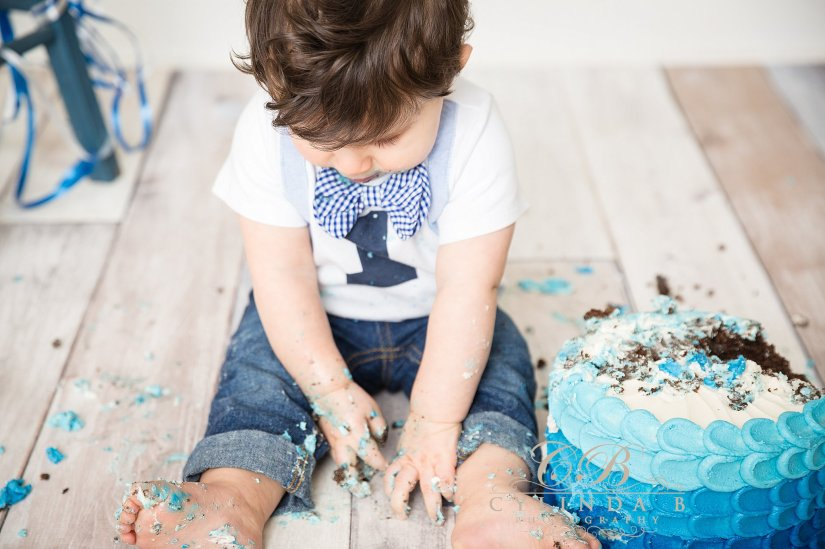 Syracuse Cake Smash | Max is One!