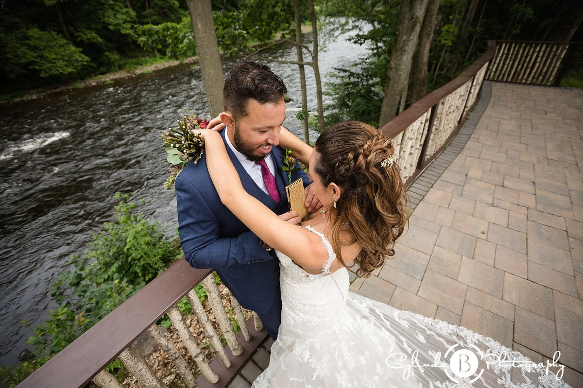 Tailwater Lodge Wedding | Altmar, NY | David & Ashley