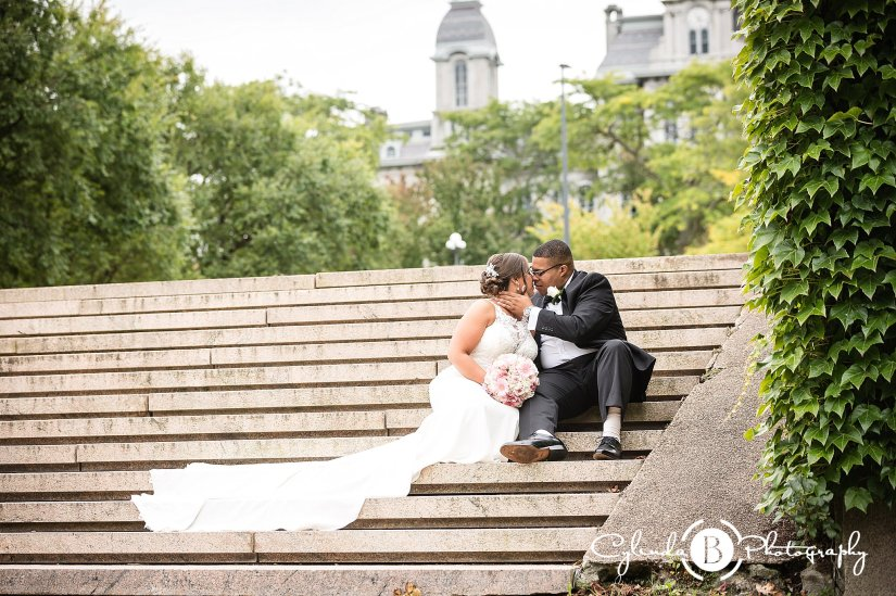A Sheraton Syracuse University Hotel Wedding | Melissa & Jerryl