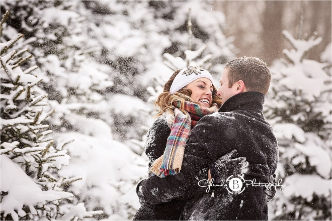 Syracuse Wedding Photographer, Cylinda B Photography, Engagement Session, Tree Farm, Syracuse