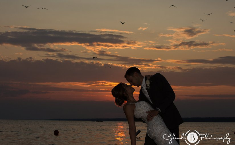 DiCastro's Private Beach Club Wedding | Sylvan Beach, NY | Lexi & Cody